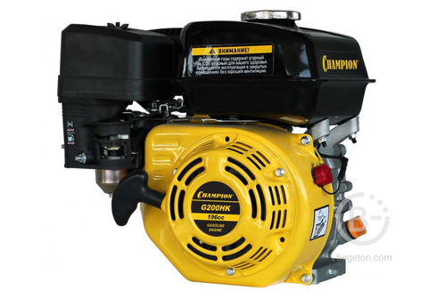 Двигатели для садовой техники Двигатель CHAMPION G200HK
