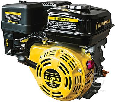 Двигатели для садовой техники Двигатель CHAMPION G120HK
