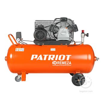 Компрессоры ременные Компрессор PATRIOT REMEZA СБ 4/С-200 LB 40