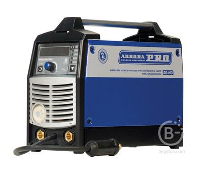 Полуавтоматические сварочные аппараты Инверторный сварочный полуавтомат AuroraPRO SPEEDWAY 180 (MIG/MAG+MMA+TIG lift)