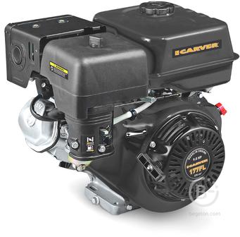 Двигатели для садовой техники Двигатель  CARVER 177FL