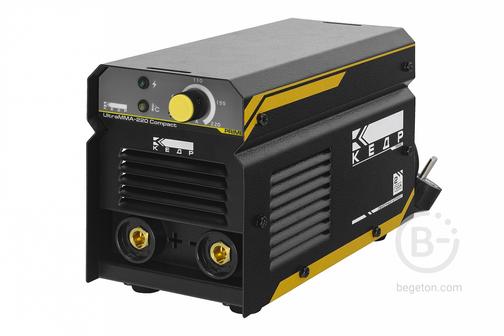 Сварочные инверторы Сварочный инвертор Кедр UltraMMA-220 Compact NEW