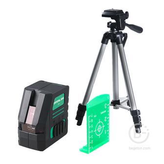 Лазерные уровни Лазерный уровень FUBAG Crystal 20G VH Set c зеленым лучом