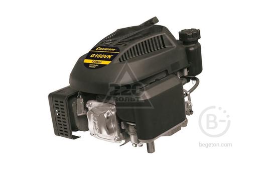 Двигатели для садовой техники Двигатель CHAMPION G160VK/2