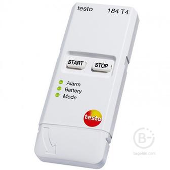 Измерители влажности и температуры Логгер данных Testo 184 T4