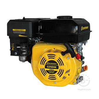 Двигатели для садовой техники Двигатель CHAMPION G210HK