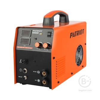 Полуавтоматические сварочные аппараты  Полуавтомат сварочный инверторный PATRIOT WMA 205ALM MIG/MAG/MMA