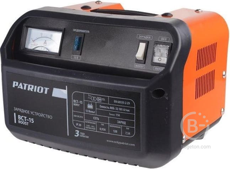 Заряднопредпусковое устройство PATRIOT BCT-15 Boost 650301515