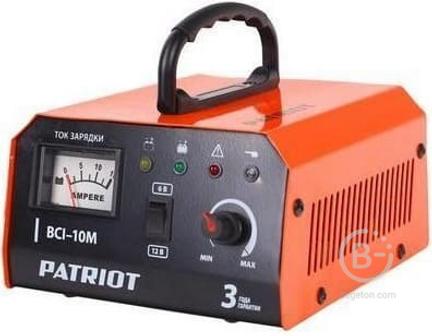 Импульсное зарядное устройство PATRIOT BCI-10M 650303415
