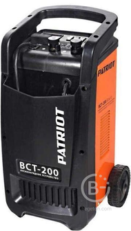 Пускозарядное устройство PATRIOT BCT-200 Start 650301523