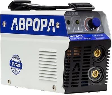 Сварочный инвертор АВРОРА Вектор 1600 23833