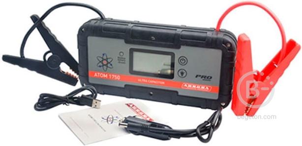 Конденсаторное пусковое устройство Aurora ATOM 1750 ULTRA CAPACITOR 20363