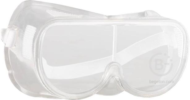 """Очки защитные с прямой вентиляцией """"Стандарт"""" Stayer 1101"""