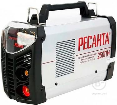 Сварочный аппарат инверторный САИ250ПН Ресанта 65/21