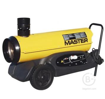 Тепловая пушка с отводом отобранных газов MASTER BV 77 E