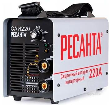 Сварочный аппарат инверторный САИ 220 Ресанта 65/3