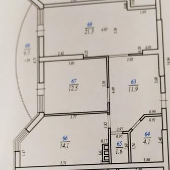 Продаю 2-х комнатную квартиру.