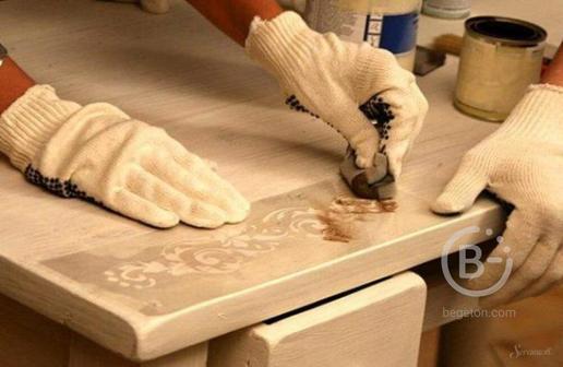 Ремонт и реставрация дорогой мебели