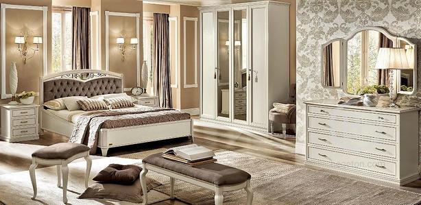 Спальня Nostalgia bianco / Camelgroup