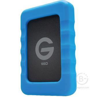 Внешний SSD G-Technology 1TB G-DRIVE ev RaW USB 3.1 Gen 1 SSD с защитным бампером 0G04759-1 1TB G-DRIVE ev RaW USB 3.1 Gen 1 SSD с защитным бампером