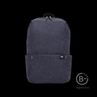 Рюкзак Xiaomi Mi Casual Daypack, черный ZJB4143GL Mi Casual Daypack, черный