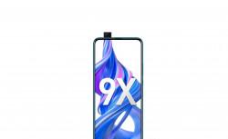 Смартфон Huawei Honor 9X 4GB/128GB, сапфировый син