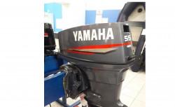 2Х-тактный лодочный мотор yamaha 55
