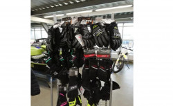 Снегоходные перчатки lynx FXR tobe 509 jethwear