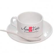 Кофейная чашка с логотипом компании!