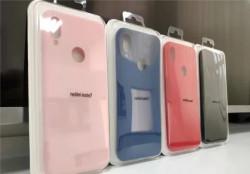 Чехол силиконовый hana для Xiaomi