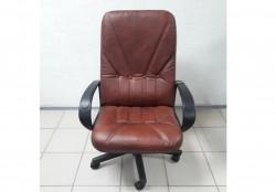 Кресло компьютерное кожа