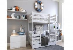 Кроватка серии ECO BED WHITE