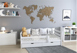 Кроватка серии COT MAXI, WHITE