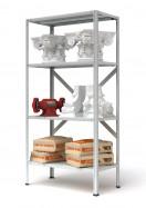 Стеллажи металлические сборные для дома, офиса и склада
