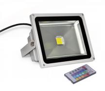 Светодиодный прожектор RGB30W