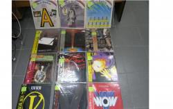 Пластинки из Японии(рок и поп)