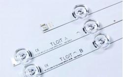 LED подсветка LG, SAMSUNG, Philips, Toshiba, DNS