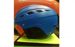 Шлем nixter Crown Matte blue