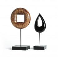 Предмета La Redoute 2 предмета декора в африканском стиле, Nyala LA REDOUTE INTERIEURS 350076745