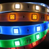 Лента LED Верх Свеч IP65 12В 14,4Втм SMD5050 RGB 60Ledм LBT