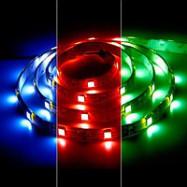 Лента LED Верх Свеч IP33 12В 14,4Втм SMD5050 Ультрафиолет 60Ledм Energy