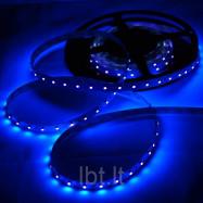 Лента LED Верх Свеч IP33 12В 4,8Втм SMD2835 Синий 60Ledм LBT