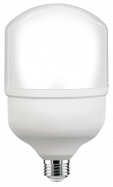 Лампа светодиодная мощная LED HP PRO 65Вт 230В Е27 с адаптером E40 4500Лм 6500К