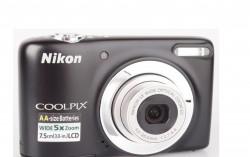 Компактный фотоаппарат Nikon Coolpix L25