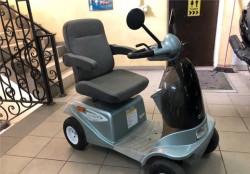 Инвалидная коляска с электроприводом Yamaha Mymate
