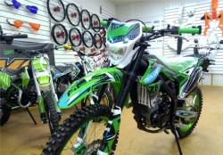 Мотоцикл эндуро Regulmoto ZR250 с птс