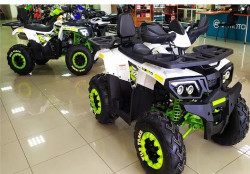 ATV 200 wild track LUX
