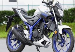 Yamaha MT-03 - новый