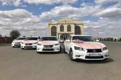 Машины на свадьбу