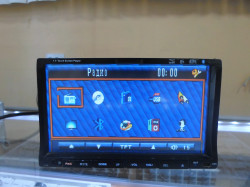 Автомагнитола 7.0 touch screen player